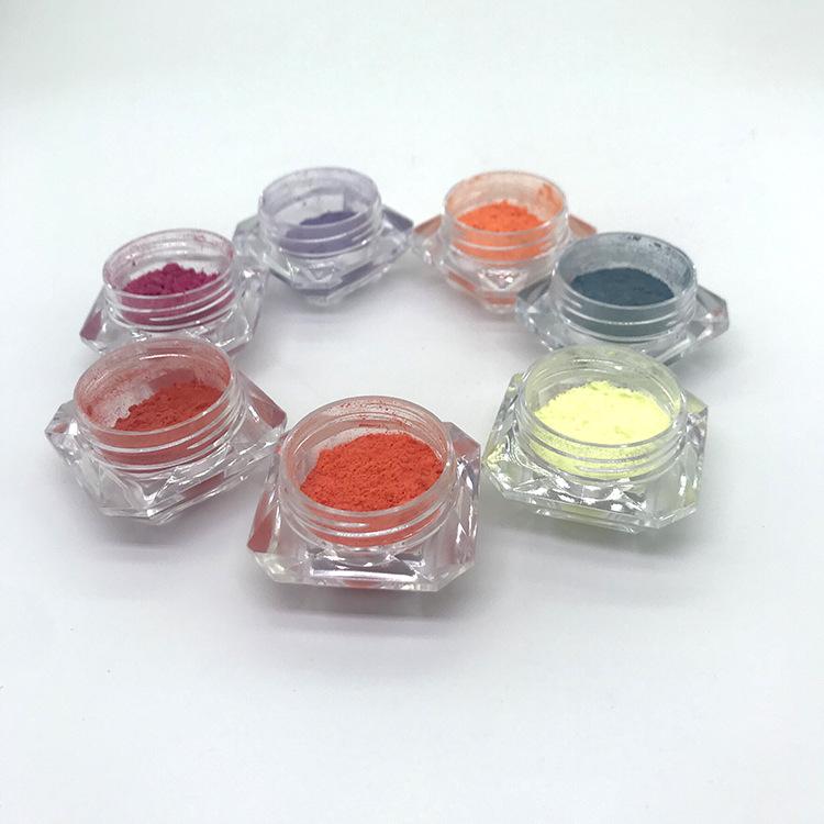 化妆品用温变粉