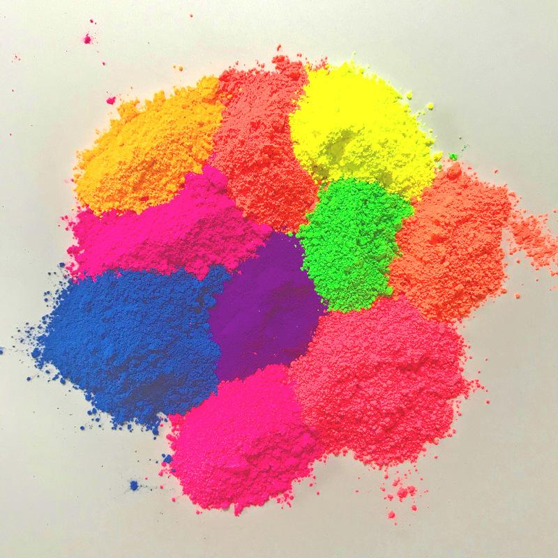 注塑用荧光粉
