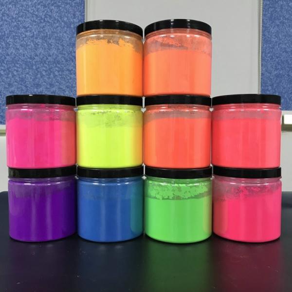 印花水溶性荧光粉