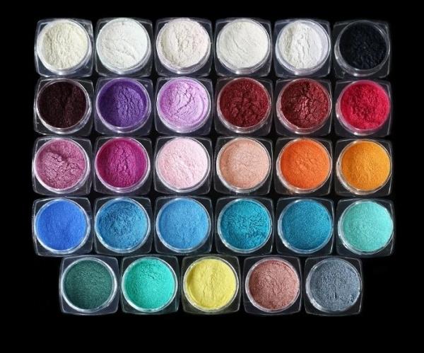 福建化妆品级珠光粉