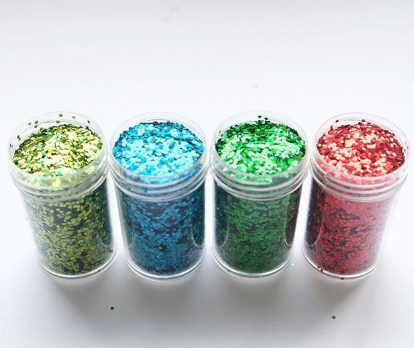 耐溶剂、耐高温金葱粉