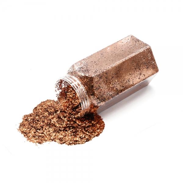 古铜色金葱粉