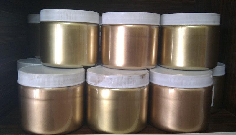 环保铁艺铜金粉